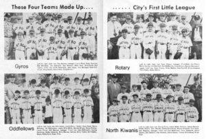 1953 National Little League Teams