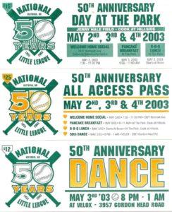 50th Anniversary Celebration Tickets